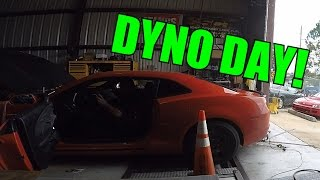 Download Camming The Camaro - Dyno Day! Video