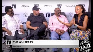 Download Interview with The Whispers - 2017 Capital Jazz Fest Video