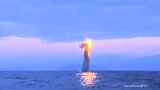 Download Latest N. Korea sub missile test a 'catastrophic failure' Video