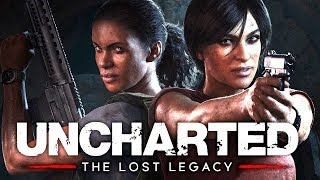 Download UNCHARTED: THE LOST LEGACY All Cutscenes (PS4 PRO) Game Movie 1080p 60FPS Video