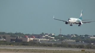 Download Muscat Airport, Oman. - Take off. Video