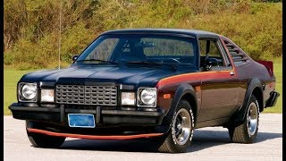 Download Worst and Slowest Muscle Cars Ever Video