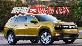 Download 2018 Volkswagen Atlas | Road Test Video