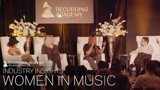 Download Industry Insights: Linda Perry, Sylvia Massy & TRAKGIRL On Women In Music | Atlanta Chapter Video