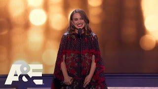 Download Natalie Portman Wins Best Actress | 22nd Annual Critics' Choice Awards | A&E Video