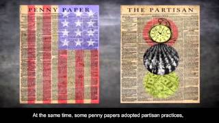 Download American Newspapers 1800 - 1860: City Papers Video