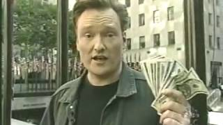 Download Remote: Conan and His Staffers Spend Money in New York City - 10/5/2001 Video