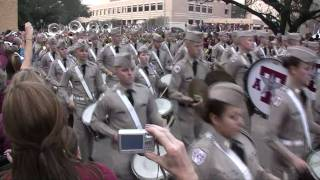 Download The Fightin' Texas Aggie Band last home game of 2010 (Widescreen) Video