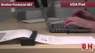 Download Brother PocketJet 6 Plus Video