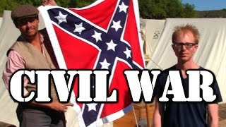 Download Joe Goes To A Civil War Reenactment Video