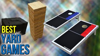 Download 10 Best Yard Games 2016 Video
