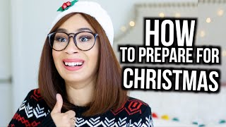 Download 5 Ways To Prepare For Christmas! | Mylifeaseva Video