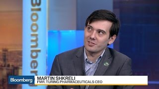 Download Shkreli: Price Increase Has Stuck, Happy With That Video