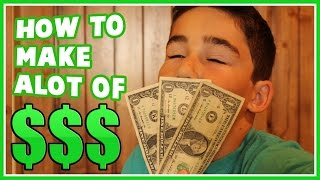 Download How To Make Money FAST As A Teenager Video