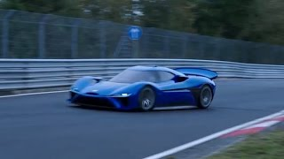 Download Nio EP9 at the Nürburgring Video