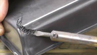 Download Delboy's Garage, Simple skills # Plastic welding Video