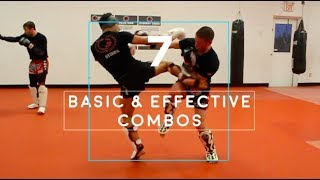 Download 7 of my BEST Basic Offensive Combos (Real Time Sparring Footage) Video