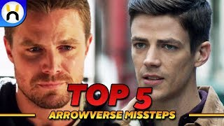 Download Top 5 Biggest Mistakes in the Arrowverse So Far Video