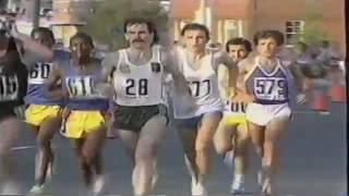 Download 1982 Commonwealth Games Mens Marathon Video