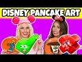 Download Disney Pancake Art Challenge. Can We Make Disney Character Pancakes? Totally TV Video