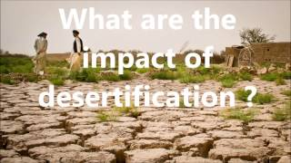 Download Desertification (causes, impact and solutions) Video