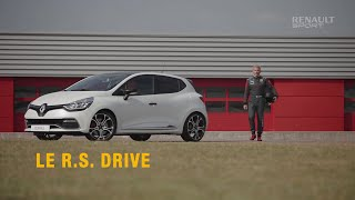 Download Tips from Renault Sport experts: R.S. Drive Video