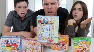 Download WEIRD JAPANESE CANDY FOOD CHALLENGE!! Video