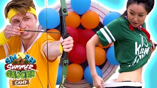 Download PUNISHMENT ARCHERY (Smosh Summer Games) Video