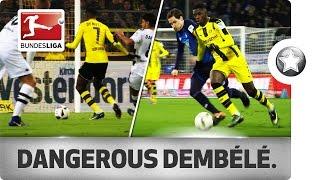 Download Ousmane Dembélé - All Goals and Assists 2016/17 So Far ... Video