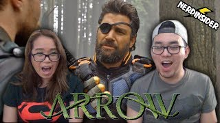 Download ARROW Season 5 Episode 23 REACTION Lian Yu 5x23 FINALE REVIEW Video