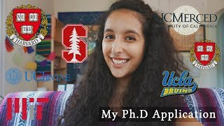 Download How I got into TWO Harvard Ph.D Programs (Application Review) Video