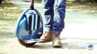 Download TG T3 Electric Self-Balancing Bike Motor Unicycle Monocycle Mini Solo Scooter - DX Video