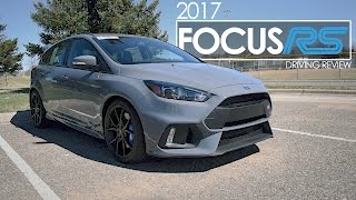 Download 2017 Ford Focus RS   Review   Test Drive Video