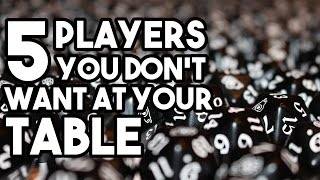 Download 5 Players You Don't Want at Your D&D Table Video