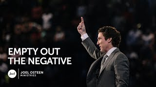 Download Joel Osteen - Empty Out The Negative Video