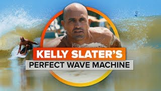 Download Kelly Slater's perfect wave machine in the middle of the desert Video