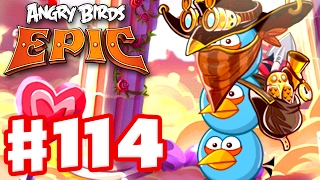 Download Angry Birds Epic - Gameplay Walkthrough Part 114 - Valentine's Day Event! (iOS, Android) Video