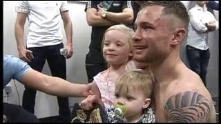 Download Frampton Celebrates With Irish Fans After Santa Cruz Win Video