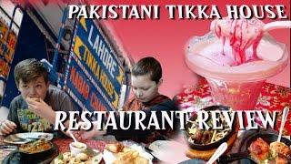 Download Kids Eat Pakistani Dishes/ Lahore Tikka House/ Restaurant Review Video