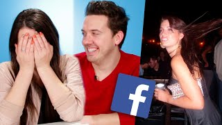 Download Couples Review Each Other's First Profile Pictures Video