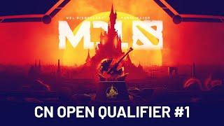 Download [LIVE-VN] Newbee vs iG | Bo3 | Semi-final | MDL Disneyland Major CN OQ #1 Video