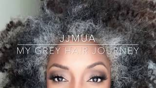 Download Grey Hair Journey: Transitioning to Grey Hair Video