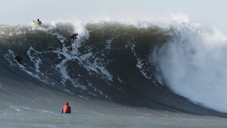 Download This Might Be the Prettiest Footage of Surfing Giant Maverick's We've Ever Seen - The Inertia Video