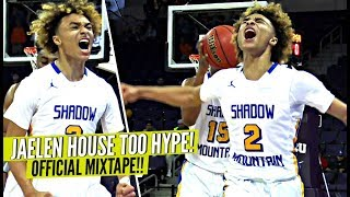 Download Jaelen House Is The MOST HYPE Player In High School!! OFFICIAL MIXTAPE!! SO MUCH HEART Video