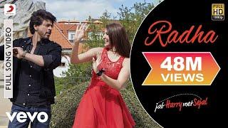 Download Radha - Full Song Video | Anushka | Shah Rukh | Pritam Video