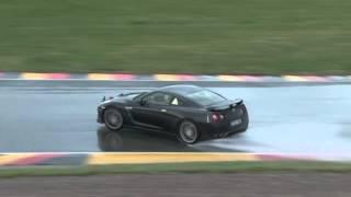 Download Nissan GTR Drift Video