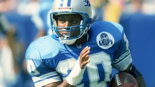 Download #17: Barry Sanders | The Top 100: NFL's Greatest Players (2010) | #FlashbackFridays Video