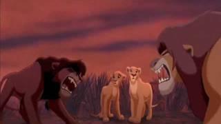 Download The Lion King Simba's Pride fandub/collab - Kovu Saves Kiara & Confronts Simba Video