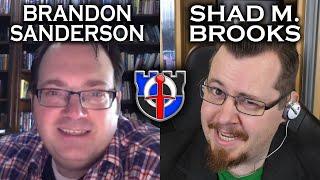 Download BRANDON SANDERSON and SHADIVERSITY talk pop-culture, fantasy, self publishing + HUGE ANNOUNCEMENT Video
