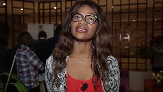 Download Témoignages des participants à l'atelier : Edwige Léandra MFONO OWONO de Junior Achievement Gabon Video